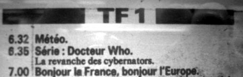Les classics en France Cybernators